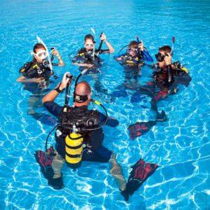 formations importantes en plongée