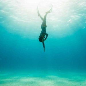 Formations en plongée libre